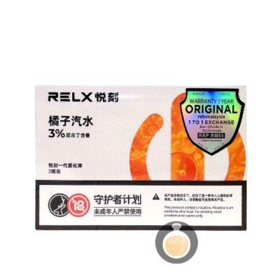Relx - First Gen Classic Pod Orange Soda